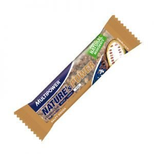 Multipower Nature's power bar salty cocoa 40g