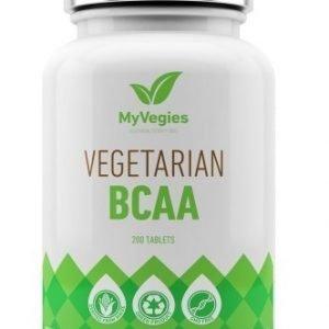 MyVegies Vegetarian BCAA 200 tabs