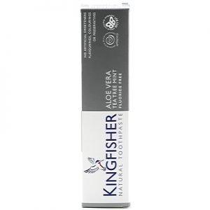 Natural Toothpaste Aloe Vera Tea Tree Mint 100ml
