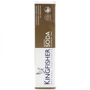 Natural Toothpaste Baking Soda Flouride Free 100ml