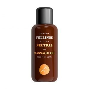 Neutral Massage Oil 100ml EKO