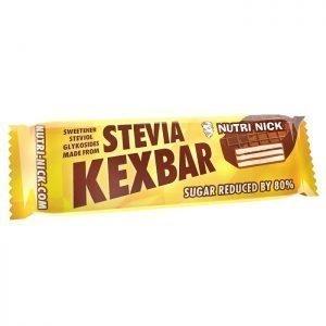 Nutri Nick kexbar vanilla chocolate 40g