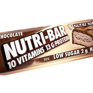 Nutri bar Carb Control Rich Chocolate 50 gr