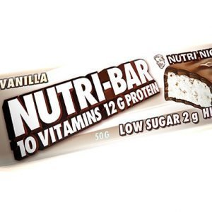 Nutri bar Carb Control Vanilla Chocolate 50 gr