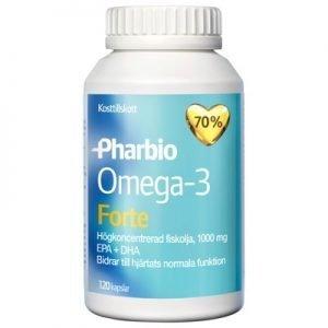 Omega-3 Forte 120k 70%