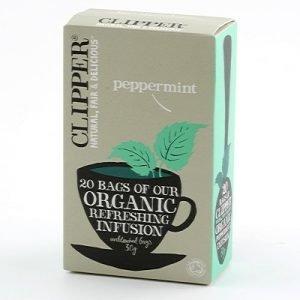 Organic Peppermint Infusion 20p EKO