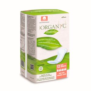 Organyc, Ekologiska Förlossningsbindor 12 st