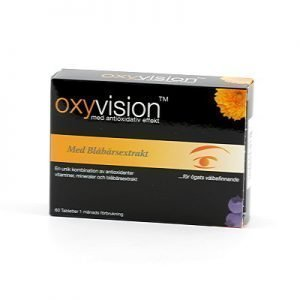 Oxyvision 60 tabletter