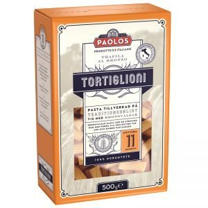 Pasta Tortiglioni - 6% rabatt