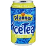 Pfanner Ice Tea Lemon-Lime 33 cl