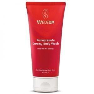 Pomegranate Creamy Body Wash 200ml