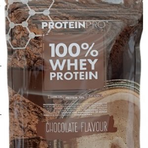 Proteinpro whey powder chocolate 500g