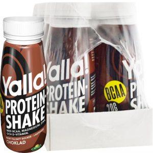 Proteinshake BCAA Choklad 8-pack - 59% rabatt