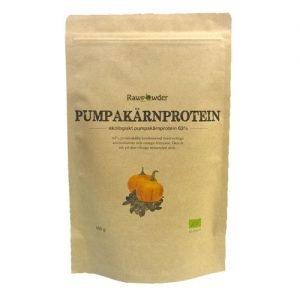 Pumpakärnprotein 63% 450g EKO