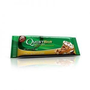 Questbar proteinbar peanut butter supreme 60g