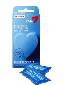 RFSU Profil kondomer 30 st