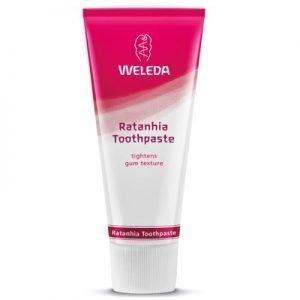 Ratanhia Toothpaste 75ml