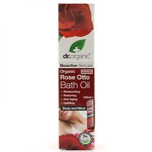 Rose Otto Bath Oil 100ml
