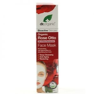 Rose Otto Face Mask 125ml