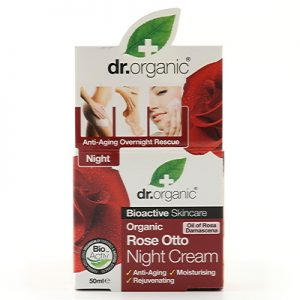 Rose Otto Night Cream 50ml