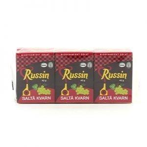 Russin 42g 6-pack KRAV
