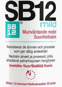SB12 Mild 500 ml