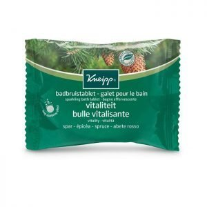 Sparkling Bath Tablet Spruce 80g