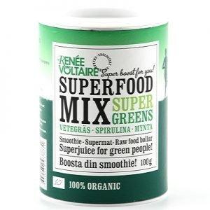 Superfoodmix Supergreens 100g