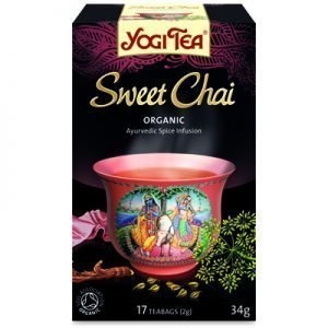 Sweet Chai Te 17p KRAV EKO
