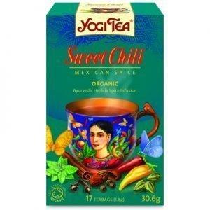 Sweet Chili Te 17p KRAV EKO