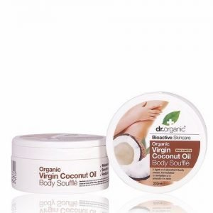 Virgin Coconut Oil Body Soufflé 200ml