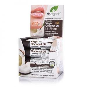 Virgin Coconut Oil Lip Balm 5,7ml