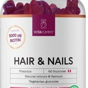 VitaYummy Hair & Nails 60 st