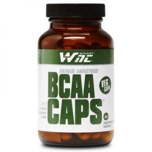 WNT BCAA caps veg 60k