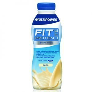 WNT Fit protein Lite vanilj 500ml