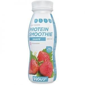 WNT Protein smoothie jordgubb 330ml