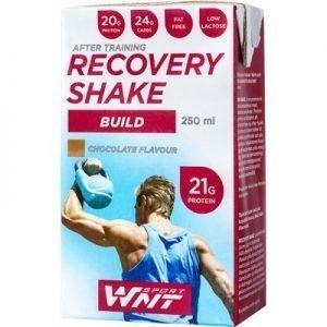WNT Recovery shake chocolate 250ml