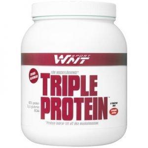 WNT Triple protein strawberry 0,4kg