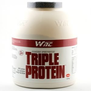 WNT Triple protein strawberry 3,0kg