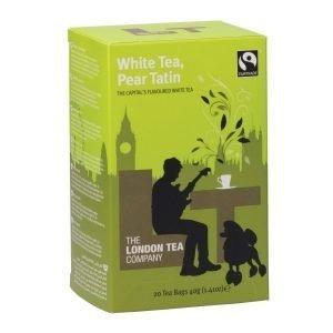 White Tea Pear Tatin 20påsar