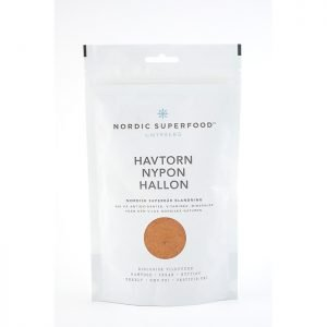 YELLOW Havtorn Nypon Hallon 175g