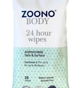 Zoono Surface & Skin Sanitising 24 Hour Wipes
