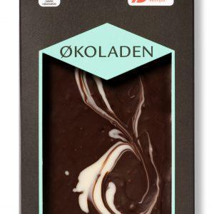 Ã?koladen Choklad Mintcrunch Eko 70% - 75 G