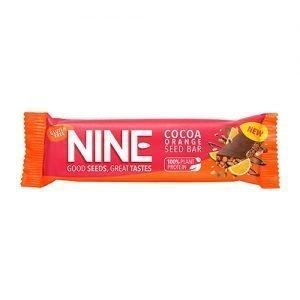9Brand Foods Nine Bare - Kakao & Orange - 40 G