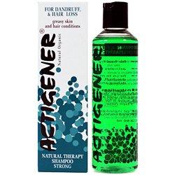 Actigener Shampoo Strong - Til Normalt Og Fedtet Hår - - 250 ml