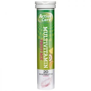 Active Care Multivitamin BCDE Fruitmix Brus 20st