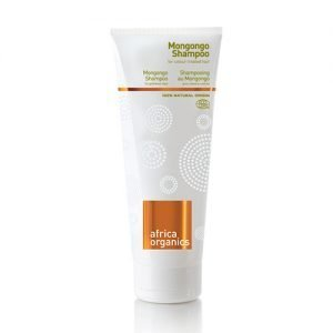 Africa Oragnics Mongongo Shampoo Färgat Hår - 210 ml