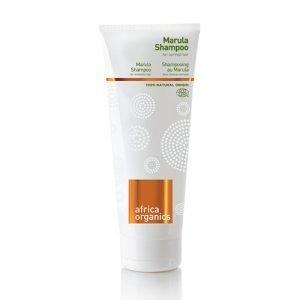 Africa Organics Shampoo Marula Til Fedtet Hår - 210 ml