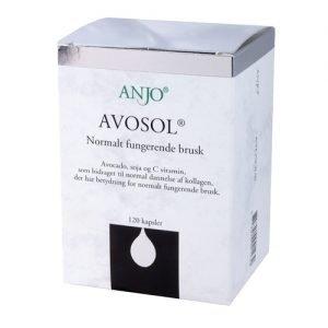 Anjo Avosol - 120 Kaps