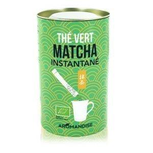 Aromandise Matcha Instant Te Sticks Ã? - 1 Stk